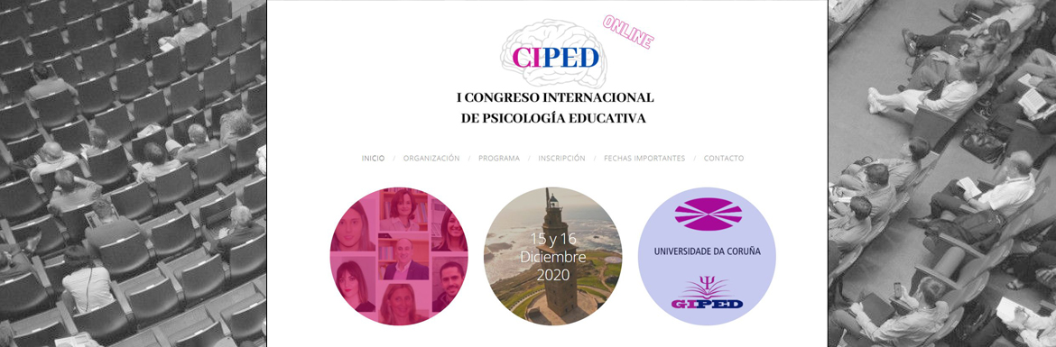 I Congreso Internacional de Psicología Educativa (CIPED)